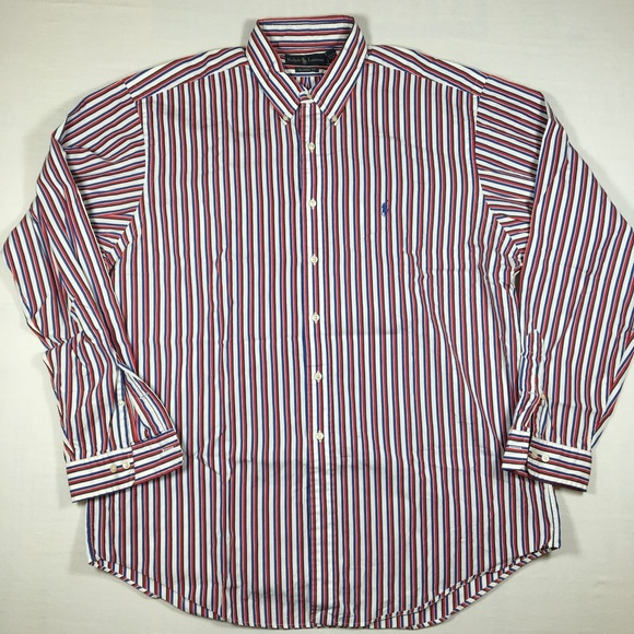 Ralph Lauren Other - Ralph Lauren Long Sleeve Stripe Shirt